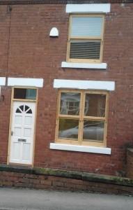 Mock Sash Windows